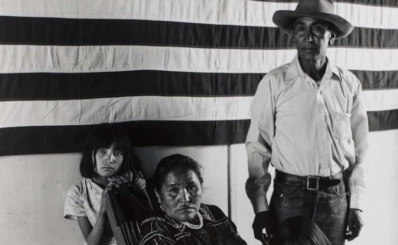 Beyond the Frame addresses photos of Native Americans